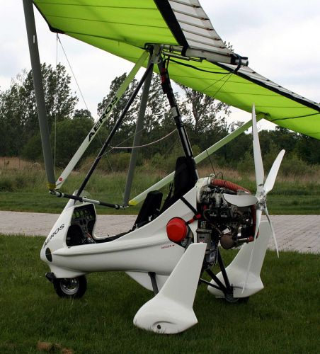AEROS 2 PROFI TL, 912 UL for sale at JetScout