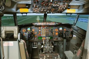 Boeing 737 Simulator For Sale http://www.jet-scout.com/Boeing-737-for_sale_473.html