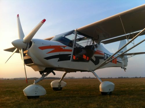 kitfox apollo fox rotax ps  sale  jetscout